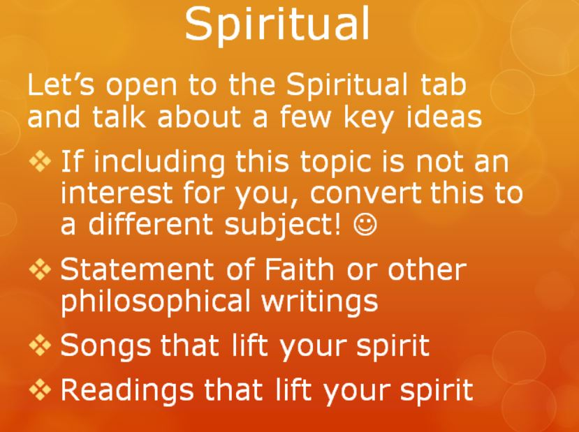 Spiritual1