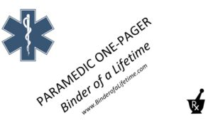 COVER_Paramedic One-Pager